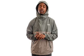 Foto van The North Face Jas Men's Cyclone Anorak AGAVGRN/MNRLGRY NF0A5A3H0HF1