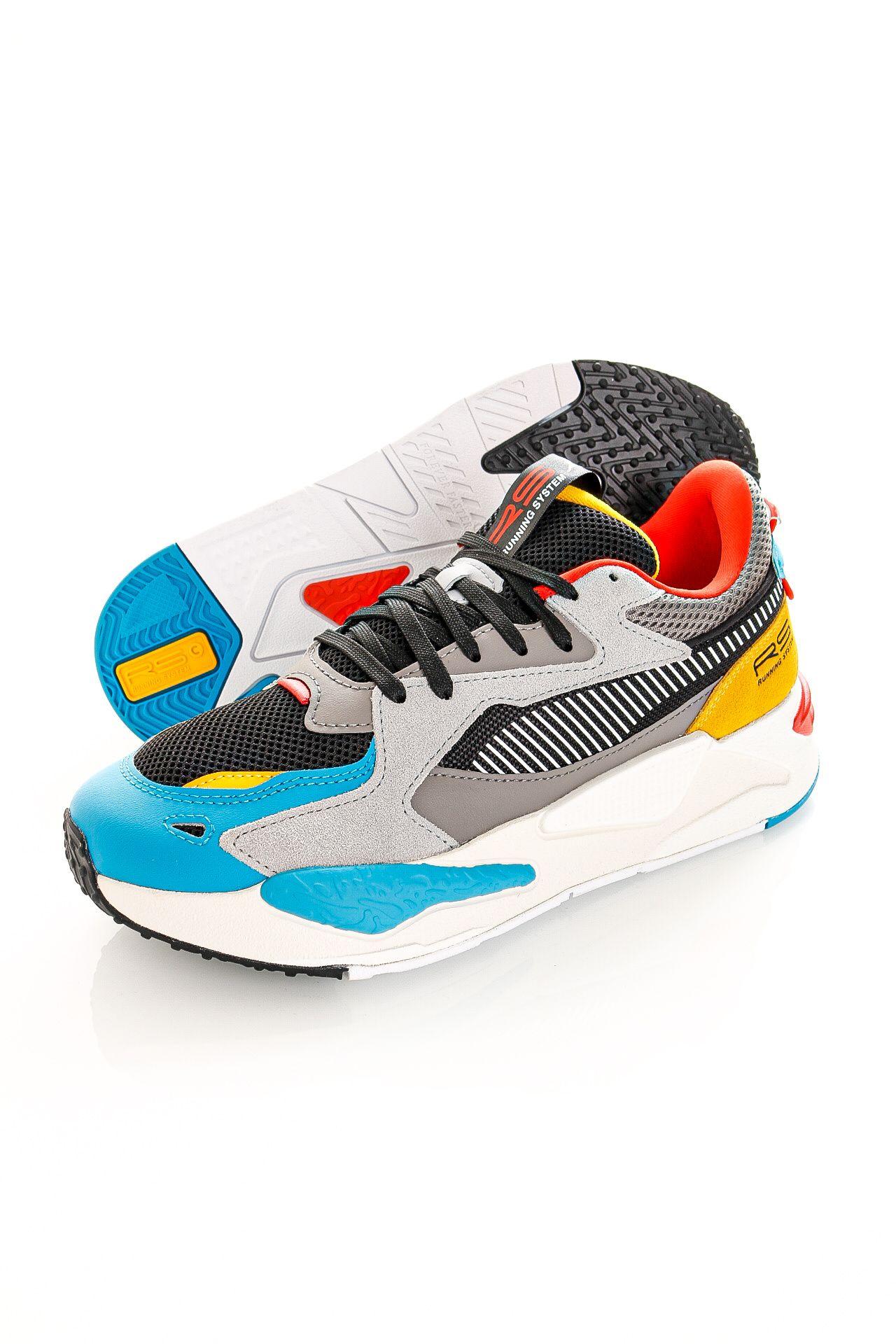 Afbeelding van Puma Sneakers RS-Z Hawaiian Ocean-Puma Black 38164001