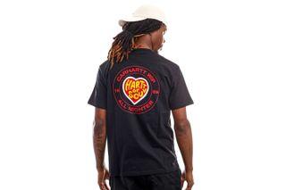 Foto van Carhartt WIP T-shirt S/S Hartt Of Soul T-Shirt Black I029036