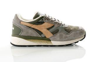 Foto van Diadora N9002 Premium 501175090 Sneakers Lace Grey