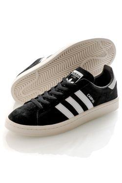 Afbeelding van Adidas Sneakers Campus Core Black/Ftwr White/Chalk White BZ0084