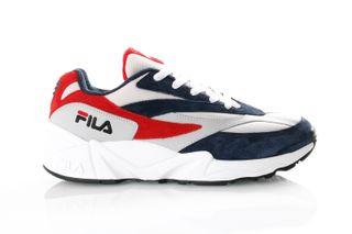 Foto van Fila V94M 1010572 Sneakers Fila Navy / Gray Violet / Rhubarb