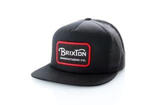 Foto van Brixton Trucker Cap Grade Mesh Cap Black 232