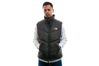 Foto van The North Face Jacket Men's Saikuru Vest Black NF0A3Y3ZJK31