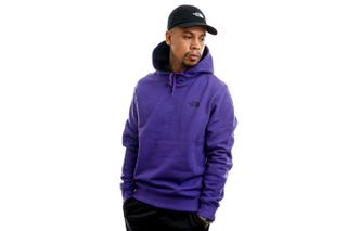 Foto van The North Face Crewneck Men's Seasonal Drew Peak Pullover - Eu Peak Purple NF0A2TUVNL41