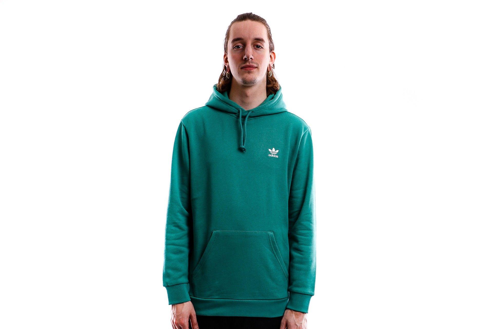 Afbeelding van Adidas Hooded Essential Hoody Future Hydro F10 FM9961