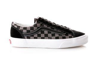 Foto van Vans Sneakers Ua Style 36 (Checkerboard)Blkptrtrwht Vn0A3Dz3T3M1