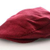 Brixton Hooligan Snap Cap 5 Flapcap Cardinal
