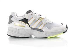 Afbeelding van Adidas Yung-96 Db3565 Sneakers Silver Met./Grey One F17/Gold Met.