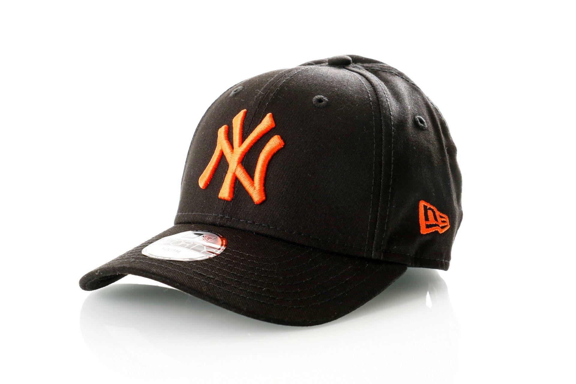 Afbeelding van New Era Dad Cap New York Yankees Kids League Essential 9Forty 12145459