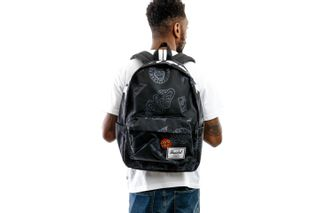 Foto van Herschel Supply Rugtas Santa Cruz | Classic X-Large Speed Wheels Black 10492-04108