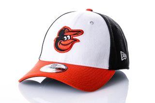 Foto van New Era Dad Cap Baltimore Orioles MLB THE LEAGUE BALTIMORE ORIOLES 10489623