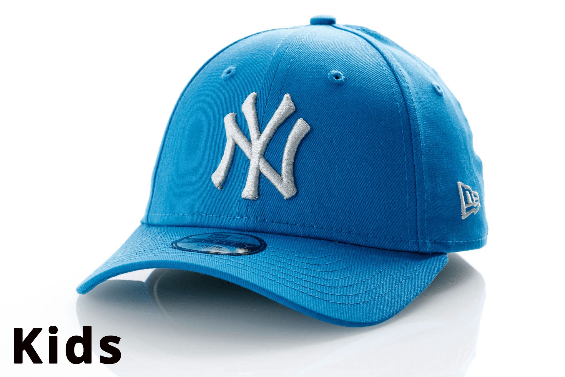 Afbeelding van New Era Dad Cap New York Yankees Kids League Essential 9Forty 12119005