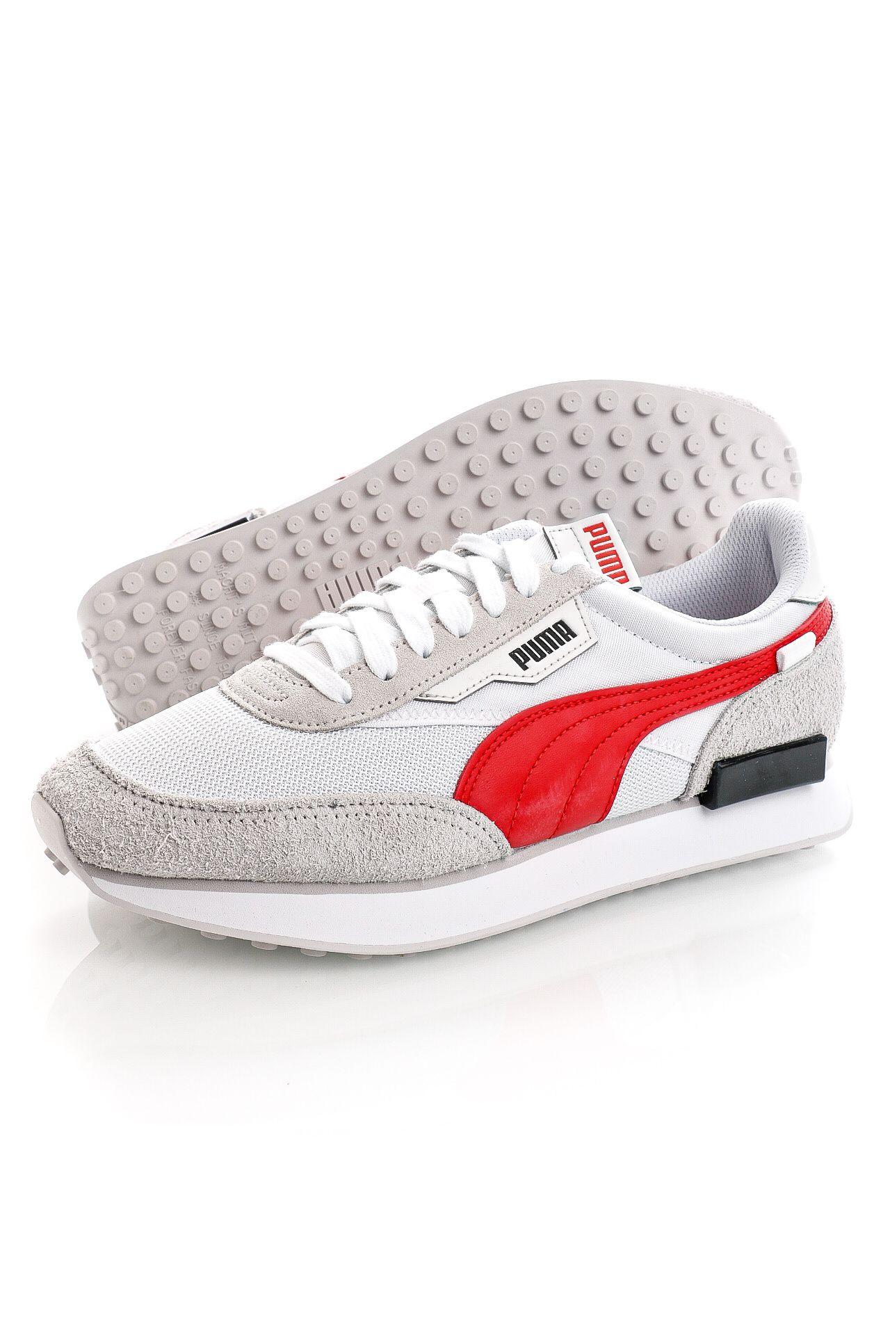 Afbeelding van Puma Sneakers Future Rider Vintage Puma White-Nimbus Cloud 38046403