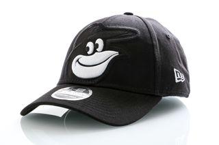 Foto van New Era Dad Cap Logo Elements Black/White Ne12254440