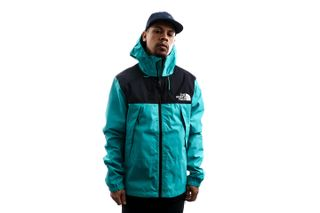 Foto van The North Face Jas Men'S 1990 Mountain Q Jacket Jaiden Green NF0A2S51H8E