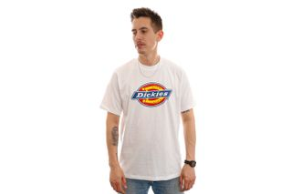 Foto van Dickies T-Shirt Icon Logo Tee White DK0A4XC9WHX1