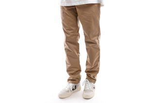 Foto van Carhartt Chino Master Pant Leather I020074