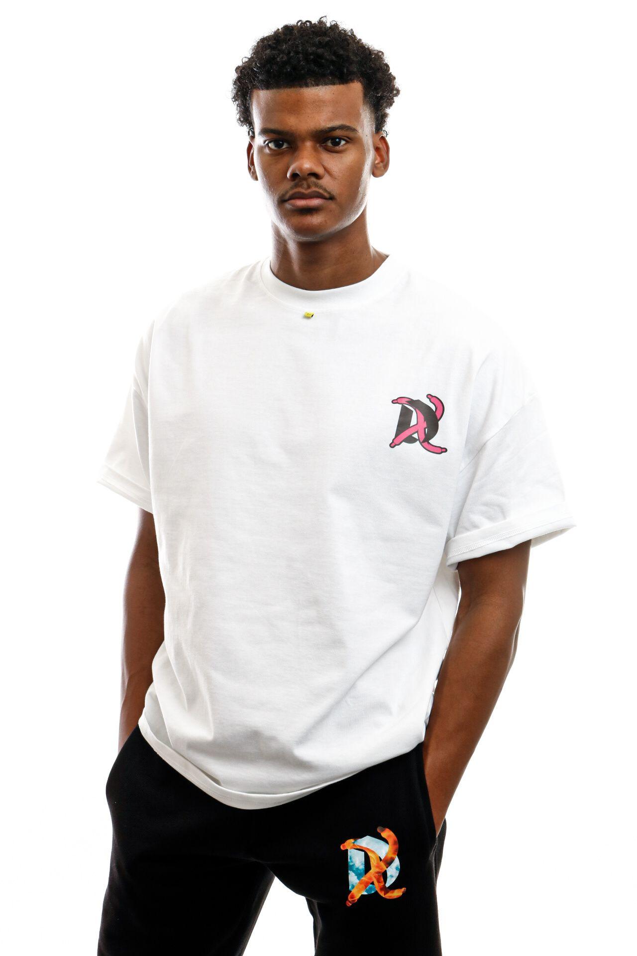Afbeelding van Latest Delivery T-Shirt LD x EXQLU TEE Wit