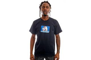 Foto van HUF T-Shirt RYU S/S Tee Black TS01556