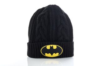 Foto van New Era Muts Hero cuff batman Black