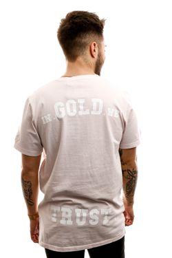 Afbeelding van In Gold We Trust T-shirt The Pusha Lila IGWTT-001-VIO