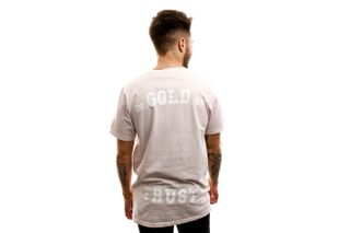 Foto van In Gold We Trust T-shirt The Pusha Lila IGWTT-001-VIO