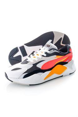 Afbeelding van Puma Sneakers RS-X³ PUZZLE Puma White-Lava Blast 37157