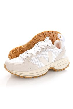 Afbeelding van Veja Sneakers VENTURI ALVEOMESH WHITE PIERRE NATURAL VT0102257A