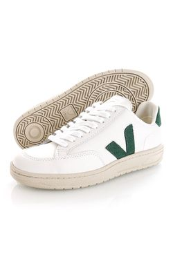 Afbeelding van Veja Sneakers V-12 LEATHER EXTRA-WHITE CYPRUS XD0202336A