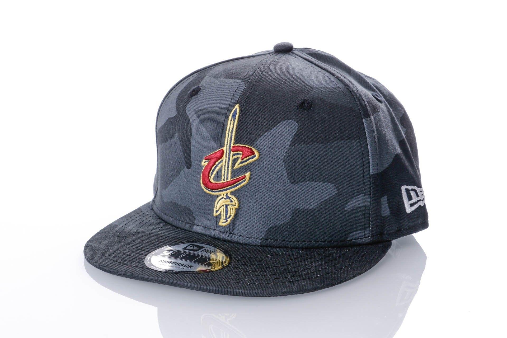 Afbeelding van New Era Snapback Cap Cleveland Cavaliers CAMO COLOR 9FIFTY CLEVELAND CAVALIERS 80636094