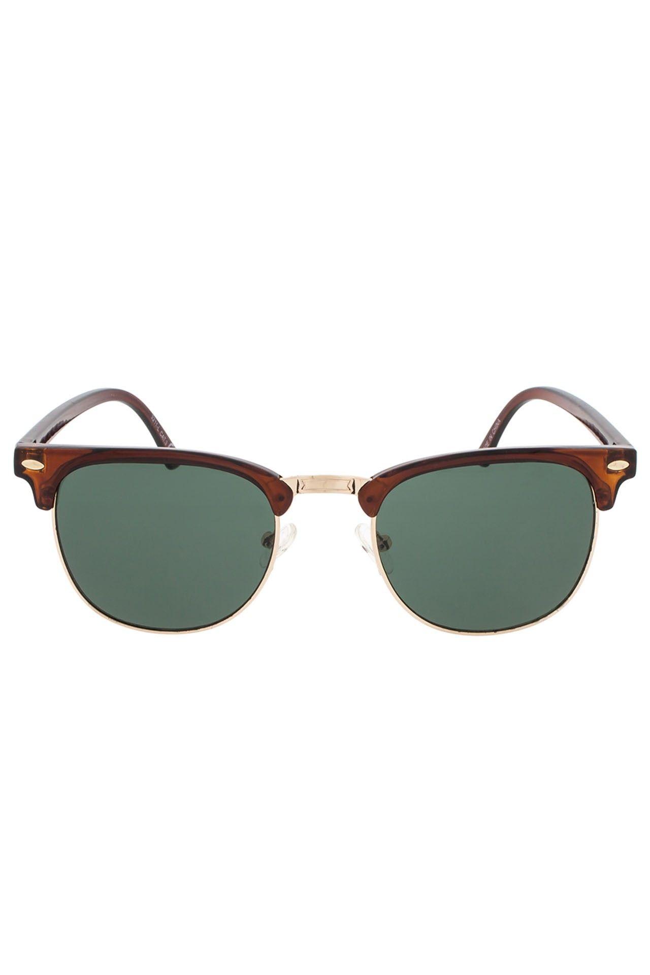 Afbeelding van Icon Eyewear 3211-L L Zonnebril Dark Clear Brown