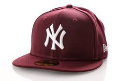 Afbeelding van New Era Fitted Cap New York Yankees League Essential 59Fifty 12040446