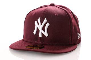 Foto van New Era Fitted Cap New York Yankees League Essential 59Fifty 12040446