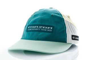 Foto van Columbia 5 Panel Cap Ripstop Ball Cap-Waterfall, New Waterfall, New Mint, Sunlit, White 1886811