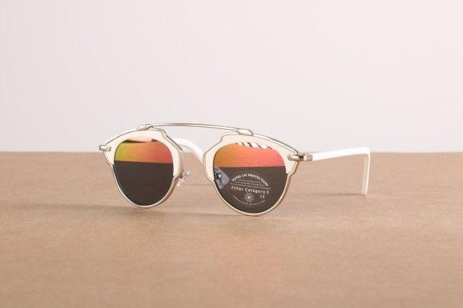 Afbeelding van Icon Eyewear 5068631716634 Sunglasses 40501 Zilver
