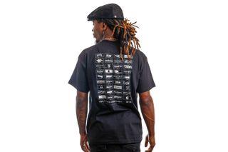 Foto van Carhartt T-Shirt S/S Screensaver Black / White I029629