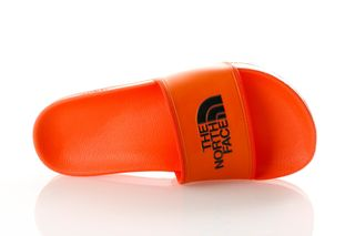 Foto van The North Face M Bc Slide Ii T93Fwo8Bn Slippers Scarlet Ibis/Tnf Black
