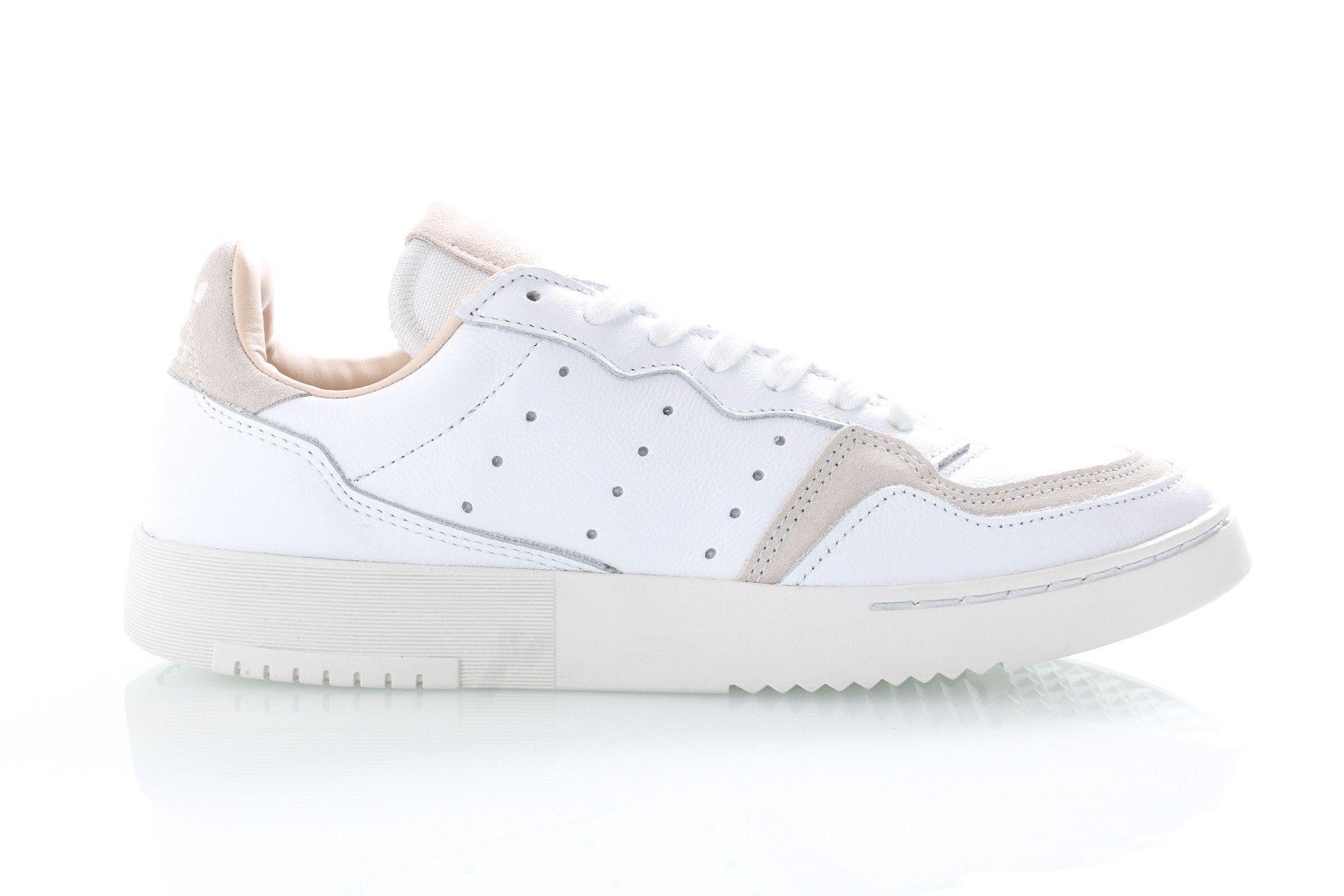 Afbeelding van Adidas Supercourt Ee6034 Sneakers Ftwwht/Ftwwht/Crywht