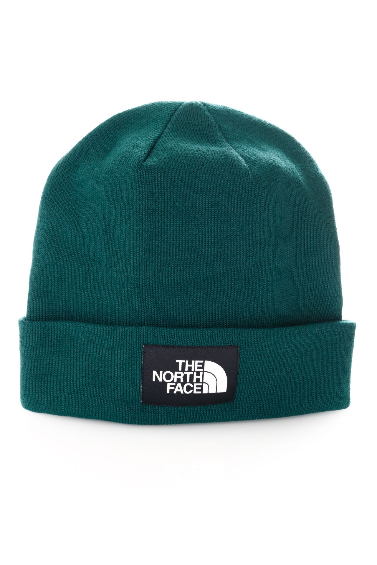 Afbeelding van The North Face Beanie Dock Worker Recycled Beanie Evergreen NF0A3FNTNL11