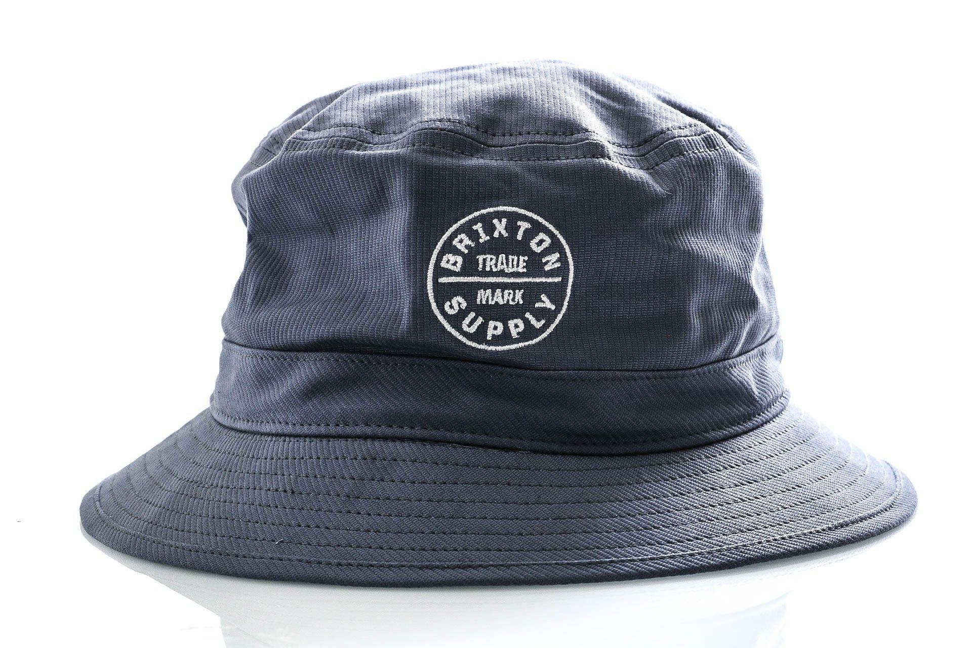 Afbeelding van Brixton Bucket Oath Bucket Hat Slate Blue 10371