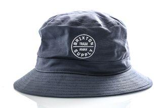 Foto van Brixton Bucket Oath Bucket Hat Slate Blue 10371