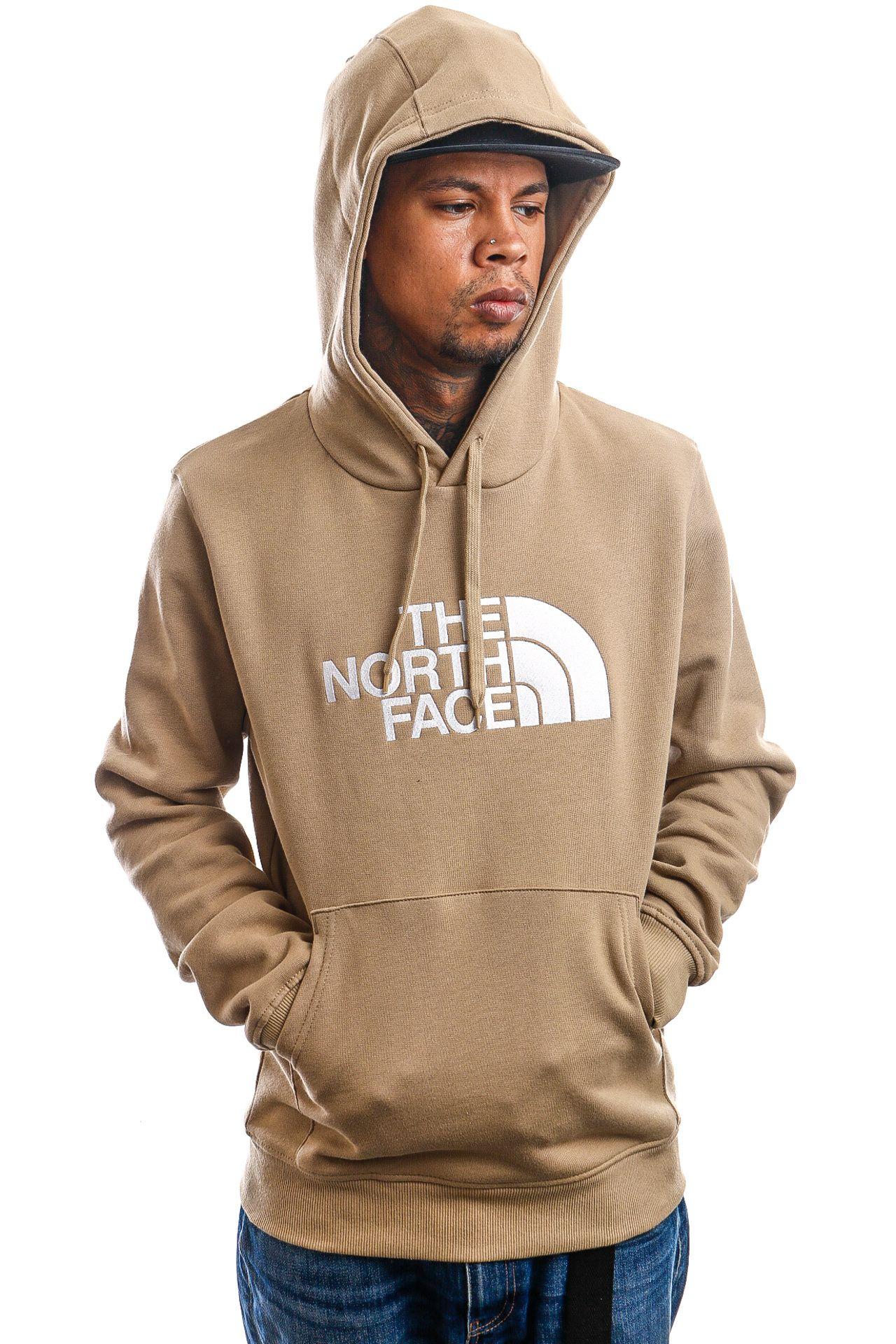 Afbeelding van The North Face Hoodie M DREW PEAK PULLOVER KELP TAN NF00AHJYPLX1