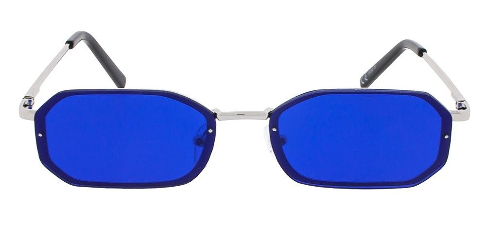 Afbeelding van Icon Eyewear 6233 B Zonnebril Silver