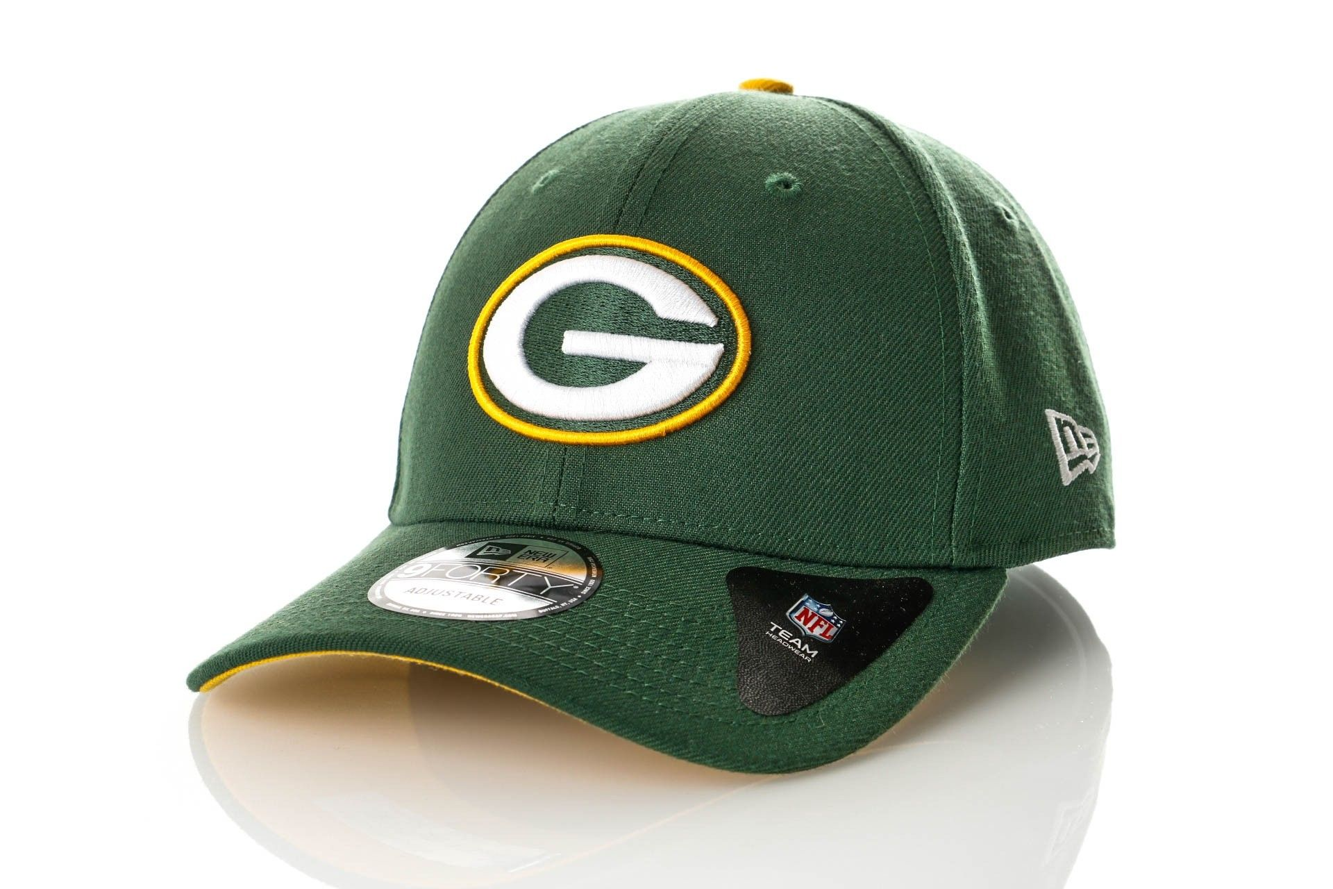 Afbeelding van New Era Dad Cap Green Bay Packers NFL THE LEAGUE GREEN BAY PACKERS 10517884