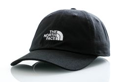 Afbeelding van The North Face Dad Cap Norm Hat Tnf Black NF0A3SH3JK3