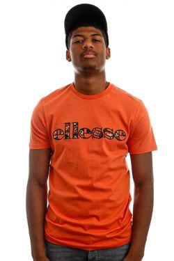 Afbeelding van Ellesse T-Shirt Crater Orange SHK12443