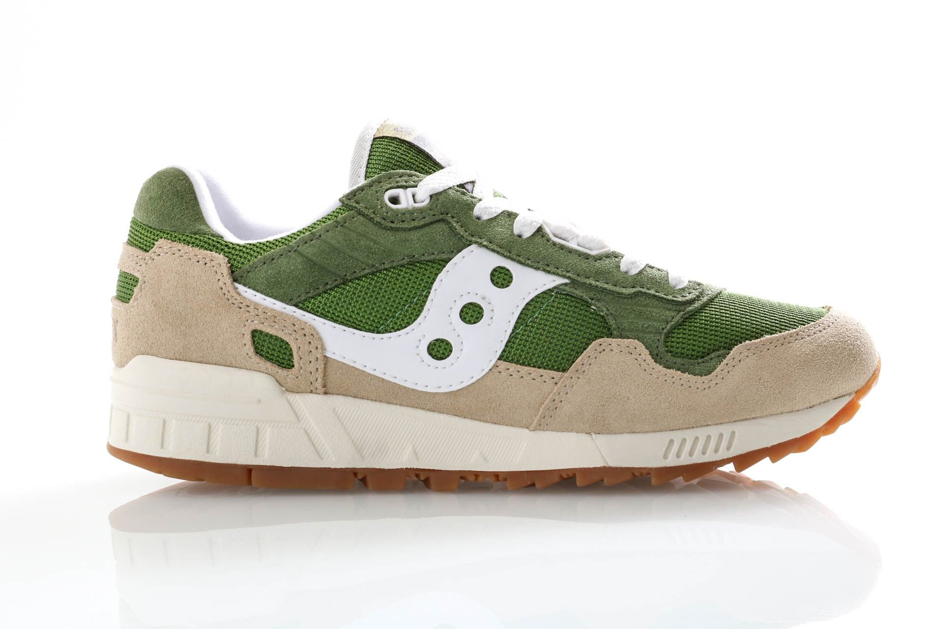 Afbeelding van Saucony Sneakers Shadow 5000 Green/Brown S70404-25