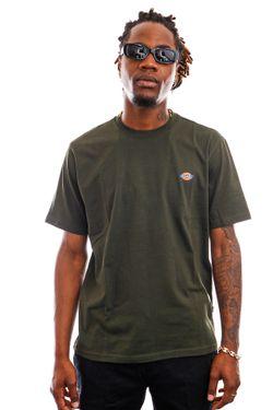 Afbeelding van Dickies T-Shirt Ss Mapleton Tee Olive Green DK0A4XDBOGX1
