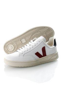Afbeelding van Veja Sneakers V-12 Extra White/Marsala Nautico XD021955